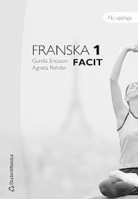 Franska 1 Facit