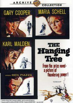 El árbol del ahorcado (1959) DVD
