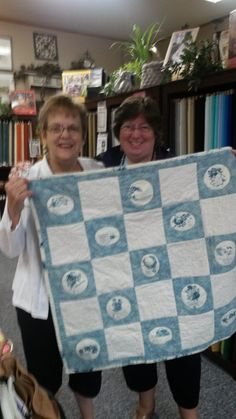 Marlys's quilt