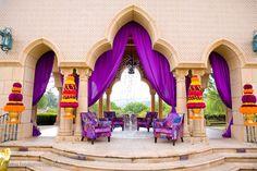 Photo - Braja Mandala Photography DJ - Special Occasions DJ Venue - Grand Del Mar Florist - Kathy Wright and Co Linens - Wildflower Linens Henna - Henna Sa