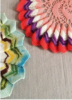 vintage doilies from BDVintage - http://www.etsy.com/listing/65087136/vintage-doilies #vintagecrochet