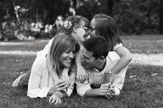 Comuniones. Fotografia de familias Madrid. www.monicareverte.com