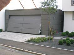 Bildergebnis für garagentor flächenbündig