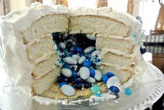 Cake Decorating 101: Reveal Cake