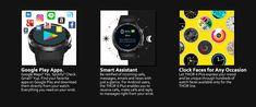 Zeblaze THOR 4 Plus 1.4 inch AMOLED 4G LTE 1G+16G WIFI GPS/GLONASS 5.0MP Android 7.1 Watch Phone Samsung Accessories, Cell Phone Accessories, Phone Gadgets, Your Message, Thor, Wifi, Phones, Smartphone, Android
