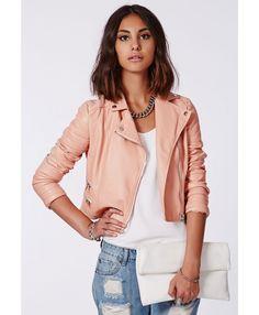Shaina Biker Jacket