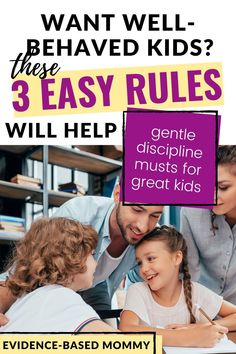 Are you looking for basic family rules? Discover the three rules that will grow with your child from toddler to teen while promoting respect and responsibility. Toddler Chores, Toddler Discipline, Positive Discipline, Toddler Boys, Parenting Books, Parenting Quotes, Kids And Parenting, Parenting Tips, Peaceful Parenting