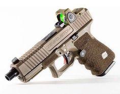 "wndllfull: ""Custom Glock 19"""