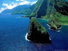The Hawaiian Island I haven't been to yet, Moloka'i