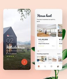 DOPELY UI DESIGN INSPIRATION в Instagram: «Design By @sudhan_ps  Use #dopely to get featured on the @dopelyuidesign    Color Palette Inspirations @Colors.Dopely Free Design…» Hillside House, House Viewing, Ui Design Inspiration, Best Investments, Marketing Tools, Mountain View, Single Family, Free Design, Ps