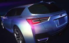 Subaru Concept Car