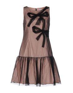 Redvalentino ミニワンピース・ドレス レディース | YOOXで世界のファッションをオンラインショッピング