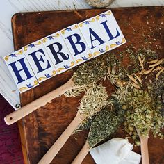 Using herbs in culinary creations is like applying vibrant color to a black and white portrait. #theartofherbs
