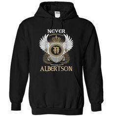 0 ALBERTSON Never