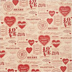 vintage paper by dishant shah Valentine Background, Paper Background, Vintage Valentines, Be My Valentine, Papel Scrapbook, Scrapbooking, Stationery Store, Paper Source, Printable Paper