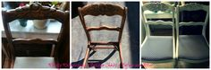 Antique Dining Chairs - Before and After Antique Dining Chairs, Rarity, Restoration, Antiques, Furniture, Home Decor, Antiquities, Antique, Decoration Home