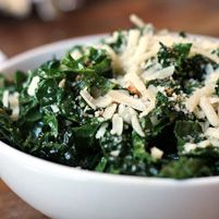 Brain Healthy Tuscan Kale Salad - Powered by @ultimaterecipe
