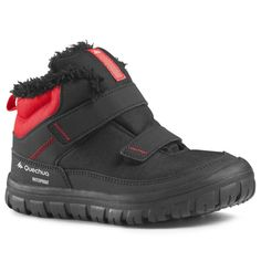 Make sure they're prepared for the elements this winter with these Quechua children's snow hiking shoes. Thermal Comfort, Hiking Socks, Winter Hiking, Walking Boots, Mode Online, Reebok, Walk On, Simple Dresses, Sport