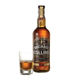 Michael Collins 10 Year Old Single Malt Whiskey, $40, #dailyfinds