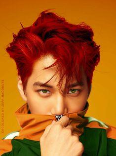 #Jongin #EXO #Kai