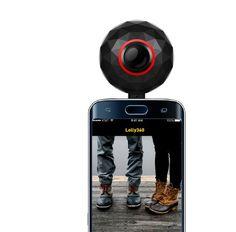 Mini WIFI dslr action camera 4K for outdoor beautiful life