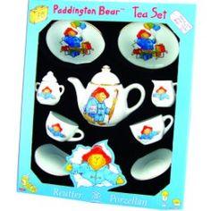 Jacob would love it Paddington Bear Tea Set