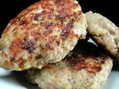 Cheese And Chicken Rissoles Recipe - Genius Kitchen Healthy Chicken, Chicken Recipes, Chicken Rissoles, Rissoles Recipe, My Favorite Food, Favorite Recipes, Cheese Nutrition, Ground Chicken, Kitchen Recipes