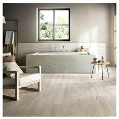 D tail du carrelage imitation parquet les planchers blanc - Carrelage mural imitation bois ...