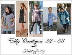 Ebby Cardigan 32-58