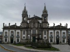 São Marcos Hospital in Braga.