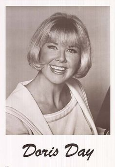 Doris Day - love her but didn't have a board for her.