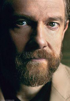 *deaded* Martin Freeman with a beard Martin Freeman, Sherlock News, Amanda Martin, Amanda Abbington, Benedict And Martin, Sexy Beard, Andrew Scott, John Watson, John Green