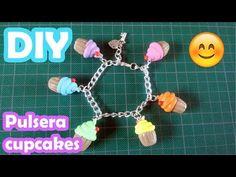 DIY: Pulsera de cupcakes | Bracelet Design