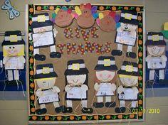 Chalk Talk: A Kindergarten Blog: Elf and Pilgrim Patterns