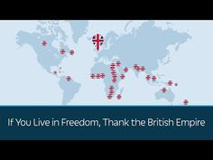 If You Live in Freedom, Thank the British Empire | Frontpage Mag