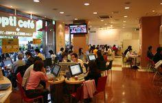 . Cafe Restaurant, Coffee Shop, Conference Room, Home Decor, Coffee Shops, Coffeehouse, Decoration Home, Room Decor, Home Interior Design