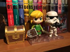 #nendoroid #link and #starwars