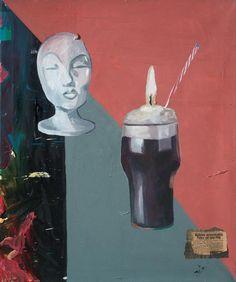 Martin Kippenberger, Mädchen verwechselten Pattex mit ihrer Pille, 1984, Auktion 849 Zeitgenössische Kunst, Lot 213
