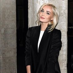 Polina Gagarina. She´s sooo beautiful and talented *o* Looove <3