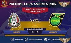 Prediksi Copa America 2016 Grup C Mexico vs Jamaica, pertandingan ini akan berlangsung pada tanggal 10 Juni 2016 jam 09.00 waktu Indonesia Bagian Barat, dimana stadion Rose Bowl di kota Pasa dena, …