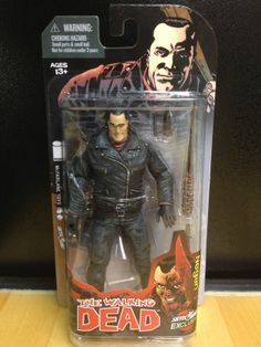 The Walking Dead Skybound NEGAN Black Friday Exclusive Action Figure NEW