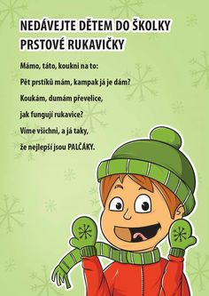O rukavicích Diy And Crafts, Crafts For Kids, Winter Time, In Kindergarten, Preschool, Classroom, Teaching, Education, Children