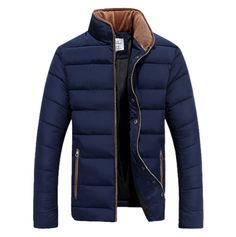 QualityUC Mens Clothes Collection Winter Warmth Jacket