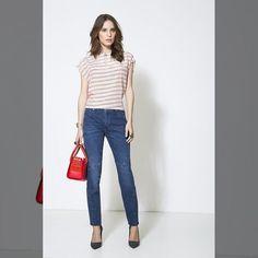 Amando   calça recortes esporte  COMPRE AQUI!  http://imaginariodamulher.com.br/look/?go=2gR5duD  #comprinhas #modafeminina#modafashion  #tendencia #modaonline #moda #instamoda #lookfashion #blogdemoda #imaginariodamulher