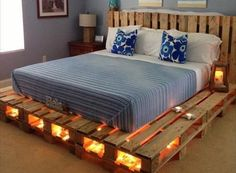Letti Fatti Di Pallet : Accomplished wood pallets recycling ideas poltrone poltrone