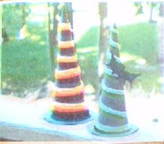 Halloween Craft-Witches Hat #TBCcrafters