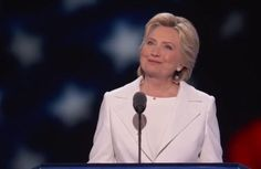 Bravo!!!  Hillary Clinton Blows Trump Out Of The Water With A Home Run Acceptance Speech #ImWithHer #MadamePresident #StrongerTogether