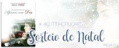 ALEGRIA DE VIVER E AMAR O QUE É BOM!!: [DIVULGAÇÃO DE SORTEIOS] - SORTEIO DE NATAL: APENA...