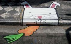 50 Urban Art Installations