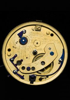 """'In 2009 the Smithsonian found a """"secret"""" message engraved in Abraham Lincoln's watch by a watchmaker who was repairing it in 1861 when news of the attack on Fort Sumter reached Washington, D.C."""